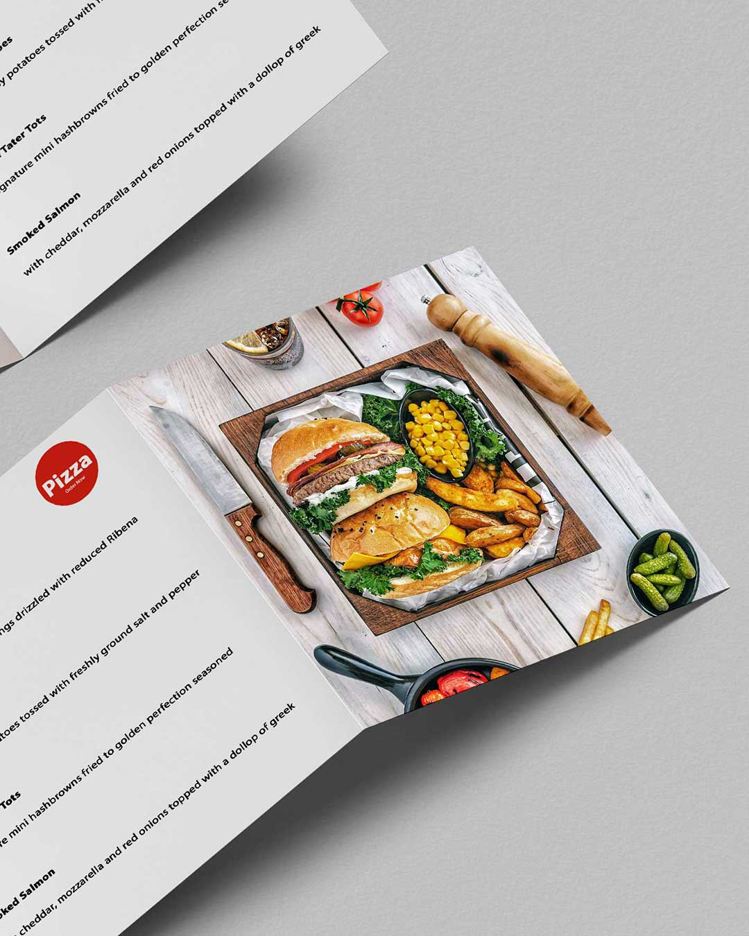 Folding Brochure