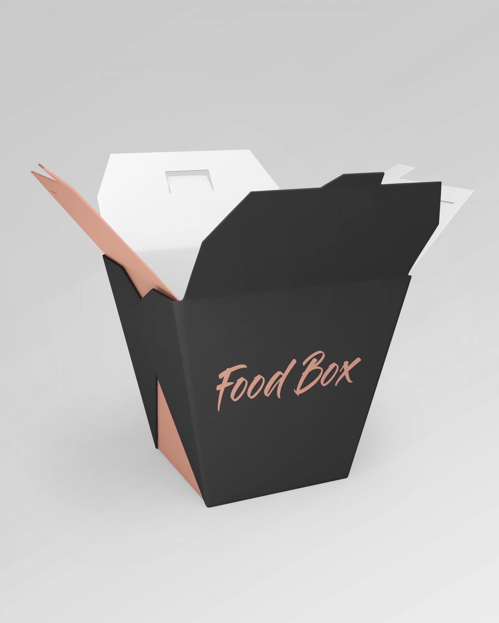 علبة طعام