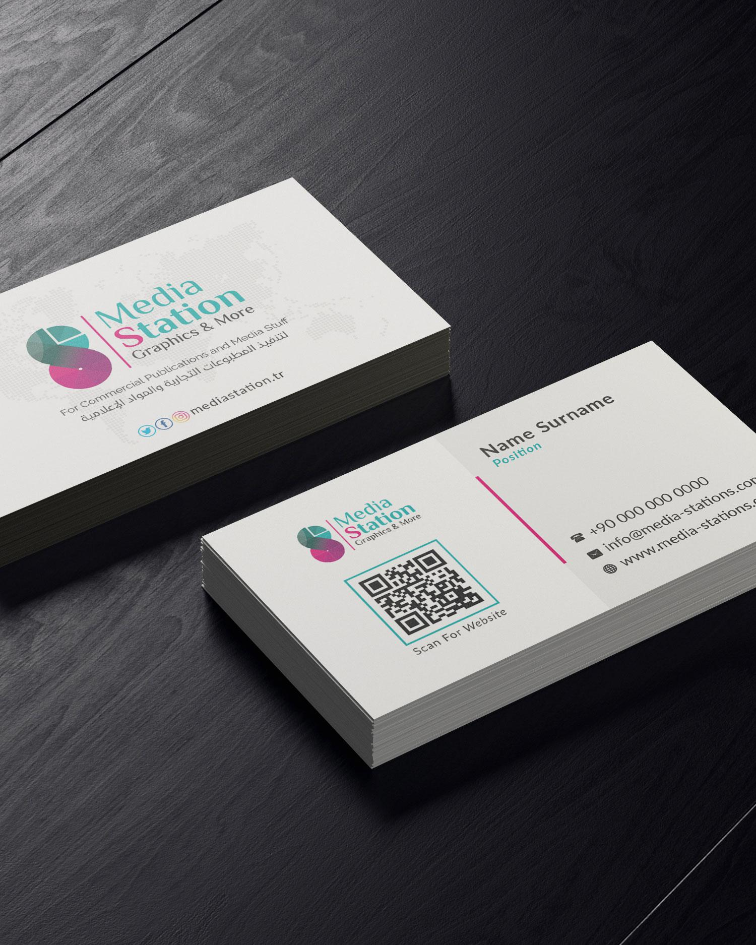 Normal Business Card
